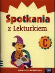 Szkoła na miarę Spotkania z Lekturkiem C w sklepie internetowym Booknet.net.pl