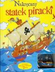 Nakręcany statek piracki w sklepie internetowym Booknet.net.pl