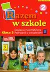 Razem w szkole 3 podręcznik z ćwiczeniami w sklepie internetowym Booknet.net.pl