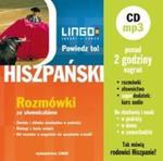 Hiszpański Rozmówki + konwersacje CD mp3 w sklepie internetowym Booknet.net.pl