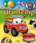 Samochodzik Franek Urodziny w sklepie internetowym Booknet.net.pl