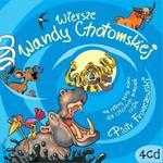 Wiersze Wandy Chotomskiej 4CD w sklepie internetowym Booknet.net.pl
