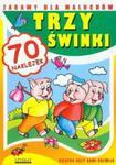 Trzy świnki Zabawy dla maluchów w sklepie internetowym Booknet.net.pl
