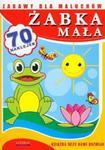 Żabka mała. Zabawy dla maluchów w sklepie internetowym Booknet.net.pl