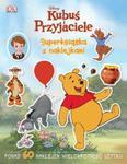 Kubuś i przyjaciele książka z naklejkami w sklepie internetowym Booknet.net.pl