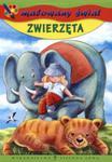 Malowany świat. Zwierzęta w sklepie internetowym Booknet.net.pl