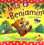 Miś Beniamin mówi dziękuję w sklepie internetowym Booknet.net.pl