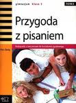 Przygoda z pisaniem. Klasa 3, gimnazjum. Podręcznik z ćwiczeniami do kształcenia językowego w sklepie internetowym Booknet.net.pl