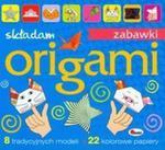 Origami Składam zabawki w sklepie internetowym Booknet.net.pl