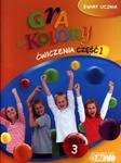 Gra w kolory. Świat ucznia. Klasa 3, edukacja wczesnoszkolna. Ćwiczenia część 1 w sklepie internetowym Booknet.net.pl