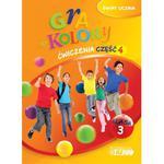 Gra w kolory. Świat ucznia. Klasa 3, edukacja wczesnoszkolna. Ćwiczenia część 4 w sklepie internetowym Booknet.net.pl
