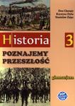 Poznajemy przeszłość. Klasa 3, gimnazjum. Historia. Podręcznik w sklepie internetowym Booknet.net.pl