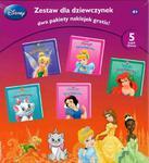 Zestaw Disney dla dziewczynek w sklepie internetowym Booknet.net.pl