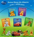 Zestaw Disney dla chłopców w sklepie internetowym Booknet.net.pl