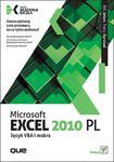 Microsoft Excel 2010 PL. Język VBA i makra. Akademia Excela w sklepie internetowym Booknet.net.pl