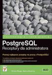 PostgreSQL. Receptury dla administratora w sklepie internetowym Booknet.net.pl