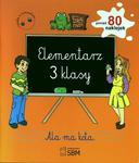 Nauka z uśmiechem. Szkoła podstawowa. Elementarz 3 klasy w sklepie internetowym Booknet.net.pl
