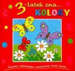 3-latek zna kolory w sklepie internetowym Booknet.net.pl