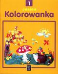 Kolorowanka, część 1. Jesień w sklepie internetowym Booknet.net.pl