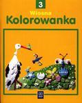 Kolorowanka, część 3. Wiosna w sklepie internetowym Booknet.net.pl