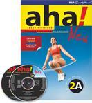 Aha! Neu 2A. Gimnazjum. Język niemiecki. Podręcznik z ćwiczeniami. Kurs rozszerzony (2xCD) w sklepie internetowym Booknet.net.pl