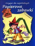 Origami dla najmłodszych. Papierowe zabawki w sklepie internetowym Booknet.net.pl