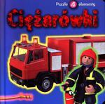 Ciężarówka. Książeczka z puzzlami w sklepie internetowym Booknet.net.pl