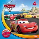 Disney Auta 2. Zabawa z naklejkami w sklepie internetowym Booknet.net.pl