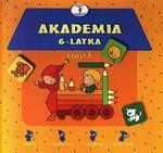 Akademia 6-latka. Zeszyt A w sklepie internetowym Booknet.net.pl