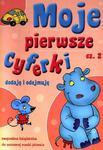 Moje pierwsze cyferki. Część 2 w sklepie internetowym Booknet.net.pl