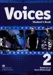 Voices 2. Student`s Book (+CD) w sklepie internetowym Booknet.net.pl