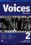 Voices 2. Język angielski. Wordbook - zeszyt ćwiczeń(+CD) w sklepie internetowym Booknet.net.pl