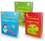 Razem w przedszkolu. Wychowanie przedszkolne. Zaczynam pisać - część 1,2. Zaczynam liczyć (komplet) w sklepie internetowym Booknet.net.pl