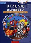 Uczę się alfabetu. Od A jak antylopa do Z jak zebra. Nasza szkoła, 5-7 lat (z plakatem) w sklepie internetowym Booknet.net.pl