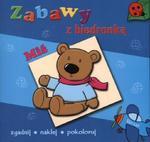Zabawy z biedronką - Miś w sklepie internetowym Booknet.net.pl