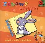 Zabawy z biedronką - Zajączek w sklepie internetowym Booknet.net.pl