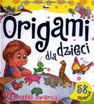 Origami dla dzieci. 20 modeli zwierząt w sklepie internetowym Booknet.net.pl