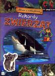 Album z naklejkami Rekordy zwierząt w sklepie internetowym Booknet.net.pl