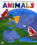 Angielski dla najmłodszych Animals w sklepie internetowym Booknet.net.pl