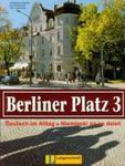Berliner Platz 3 Podręcznik i ćwiczenia w sklepie internetowym Booknet.net.pl