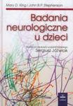 Badania neurologiczne u dzieci w sklepie internetowym Booknet.net.pl