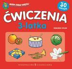 Wiem coraz więcej ćwiczenia 3 latka w sklepie internetowym Booknet.net.pl