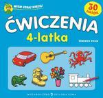 Wiem coraz więcej ćwiczenia 4 latka w sklepie internetowym Booknet.net.pl