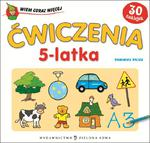 Wiem coraz więcej ćwiczenia 5 latka w sklepie internetowym Booknet.net.pl