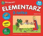 Wiem coraz więcej Elementarz 3 latka w sklepie internetowym Booknet.net.pl