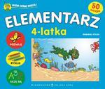 Wiem coraz więcej Elementarz 4 latka w sklepie internetowym Booknet.net.pl