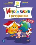 Wesoła szkoła i przyjaciele. Klasa 3, edukacja wczesnoszkolna, część 2. Podręcznik w sklepie internetowym Booknet.net.pl