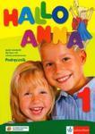 Hallo Anna. Klasa 1, szkoła podstawowa. Język niemiecki. Podręcznik (+CD) w sklepie internetowym Booknet.net.pl