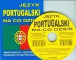 Język portugalski na co dzień +CD w sklepie internetowym Booknet.net.pl