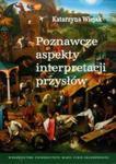 Poznawcze aspekty interpretacji przysłów w sklepie internetowym Booknet.net.pl